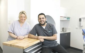 Abbotsford General Dentist Dr Nikakhtar